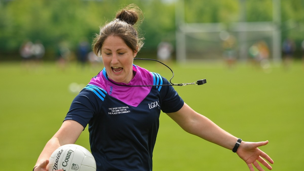 LADIES FOOTBALL: 'I Was Up And Down To The River Two Or Three Times A Day. It Beats Any Ice Bath' – Wicklow Ladies player Jackie Kinch