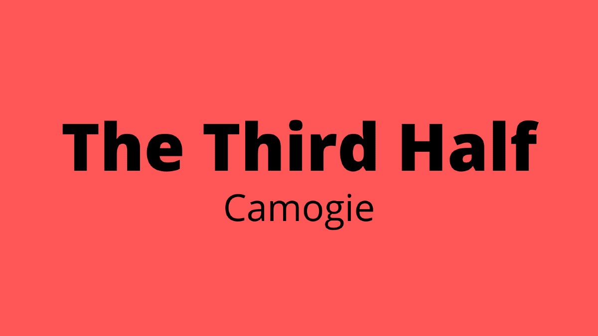 The Third Half (Camogie) – Tuesday, 18th August 2020