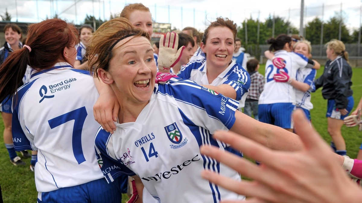 LADIES FOOTBALL: 'We're not the Waltons by any means, but when it comes to football we can always come to some agreement' – former Monaghan player Niamh Kindlon