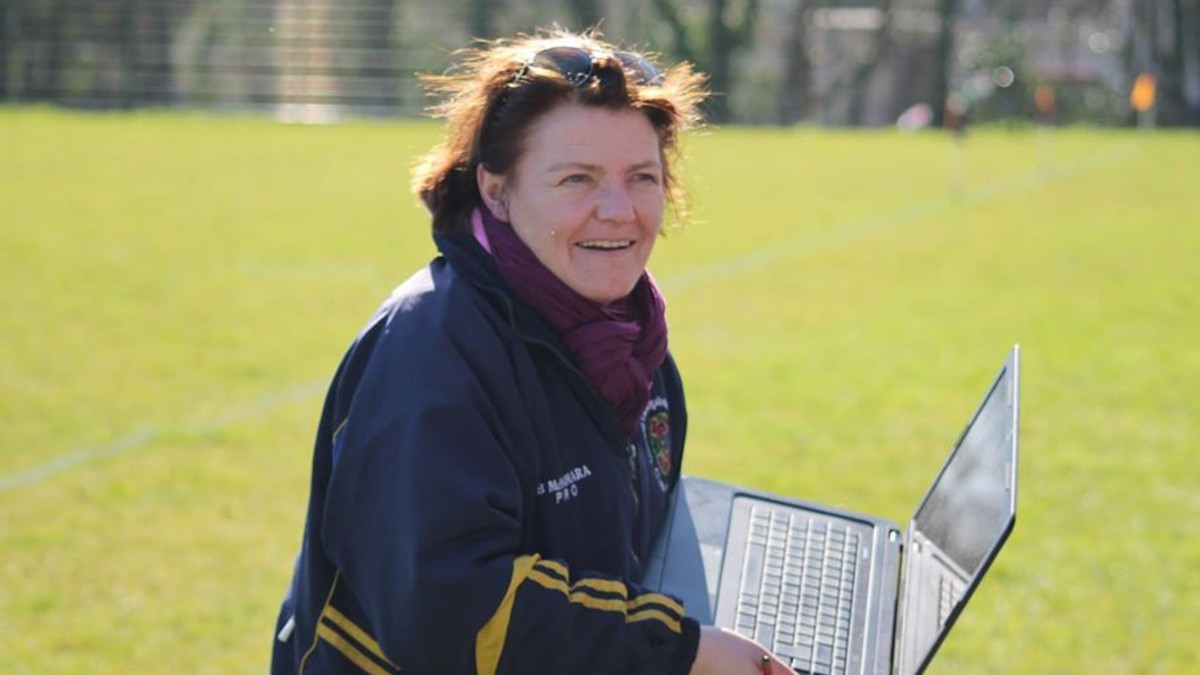 PODCAST: The Fair Green (Camogie – Brid McNamara)