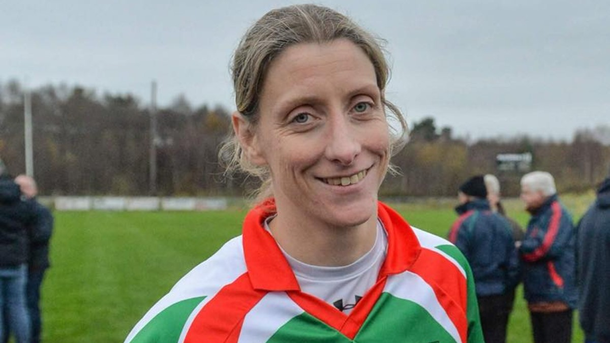PODCAST: The Fair Green (Ladies Football – Cora Staunton)
