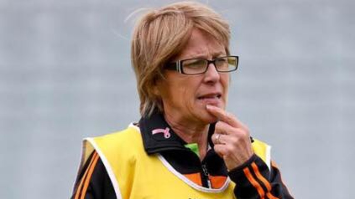 PODCAST: The Fair Green (Camogie – Ann Downey)