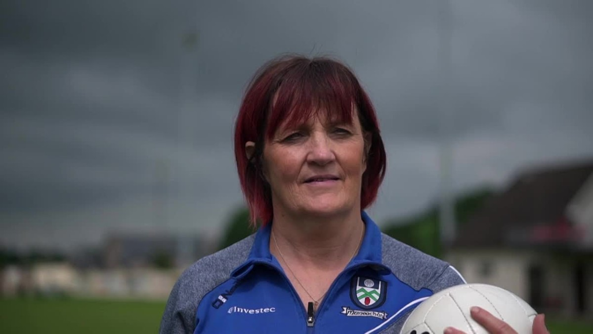 PODCAST: The Fair Green (Ladies Football – Brenda McAnespie)