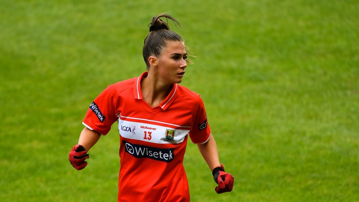 LADIES FOOTBALL: 'It looked like Gaelic Games wouldn't go ahead at all this year, but thankfully we have been given that opportunity to play.' – Mourneabbey's Ellie Jack