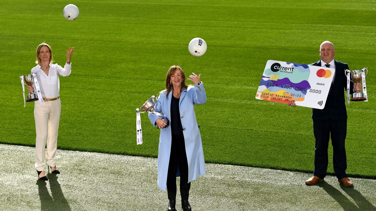 Currentaccount.ie Become New Title Sponsors Of All-Ireland Ladies Club Football Championships