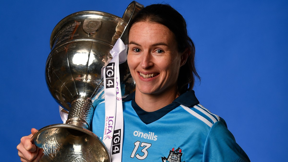 LADIES FOOTBALL: Sinead Aherne (Dublin) – 2020 All-Ireland Senior Championship Preview