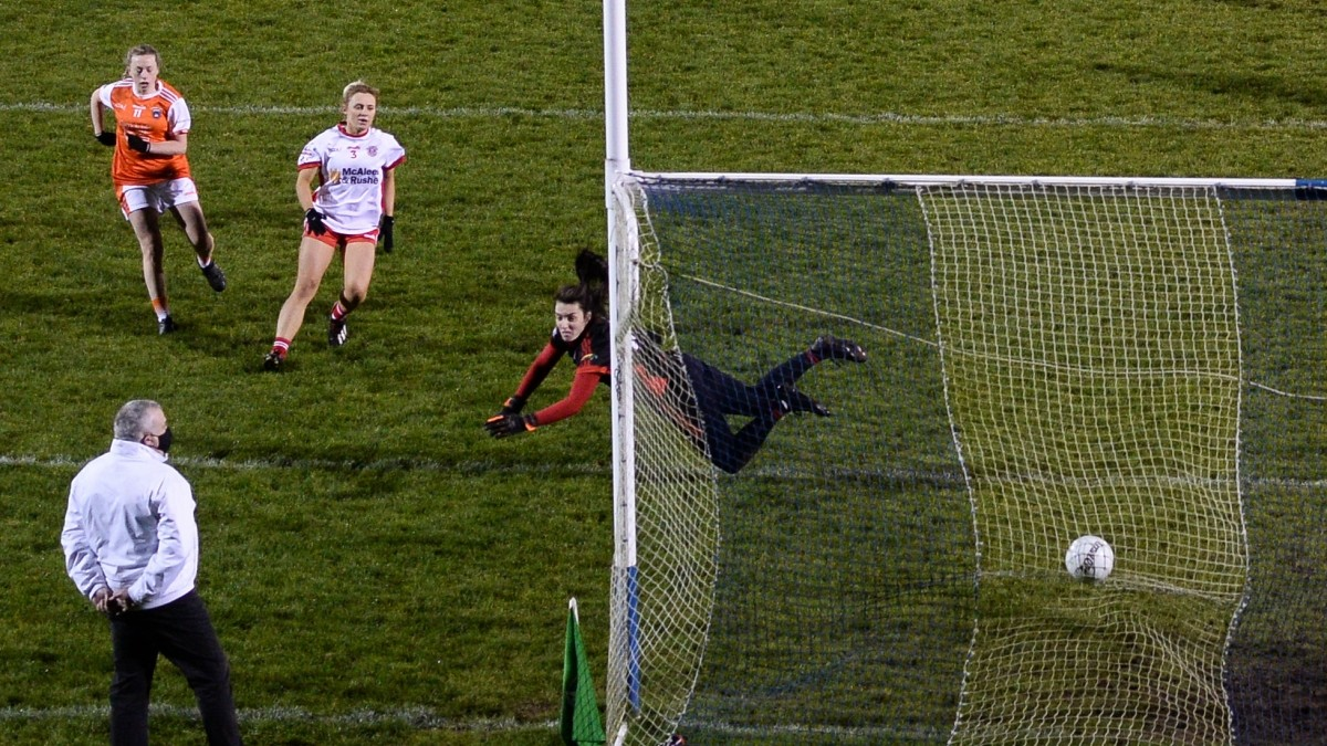 LADIES FOOTBALL: TG4 All-Ireland Senior Championship – Armagh 6-16 Tyrone 3-13.