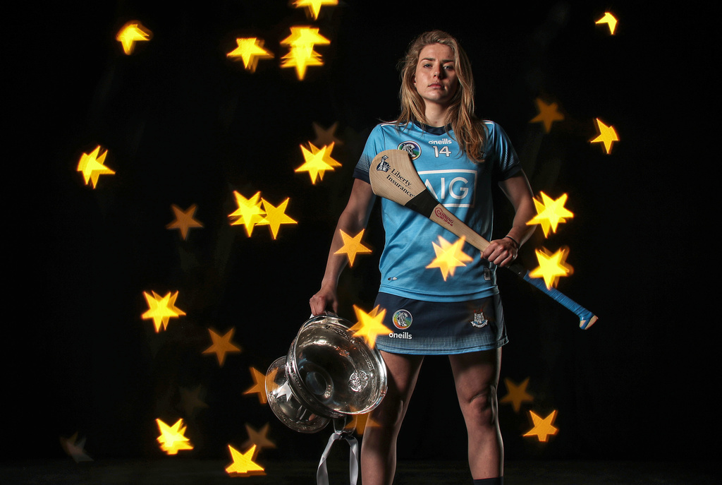 """CAMOGIE """"I sat up, looked down and my leg was pointed one way and my foot another… I still have a plate from my ankle to just below my knee. And I have eight screws and a bar across through my ankle at the end."""" – Dublin's Aisling Maher"""