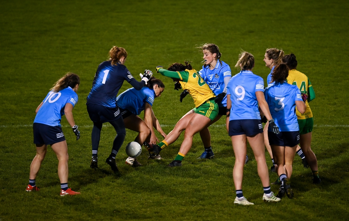 LADIES FOOTBALL: TG4 All-Ireland Championship Wrap