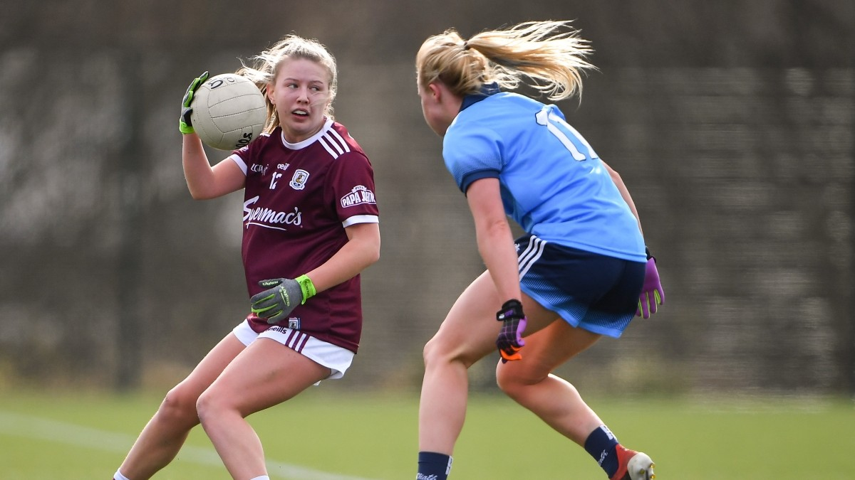 LADIES FOOTBALL: 'I'm only young and have at least ten more years of football ahead of me. So yeah, someday, I'll be in that position' – Galway and Kilkerrin/Clonberne's Lynsey Noone