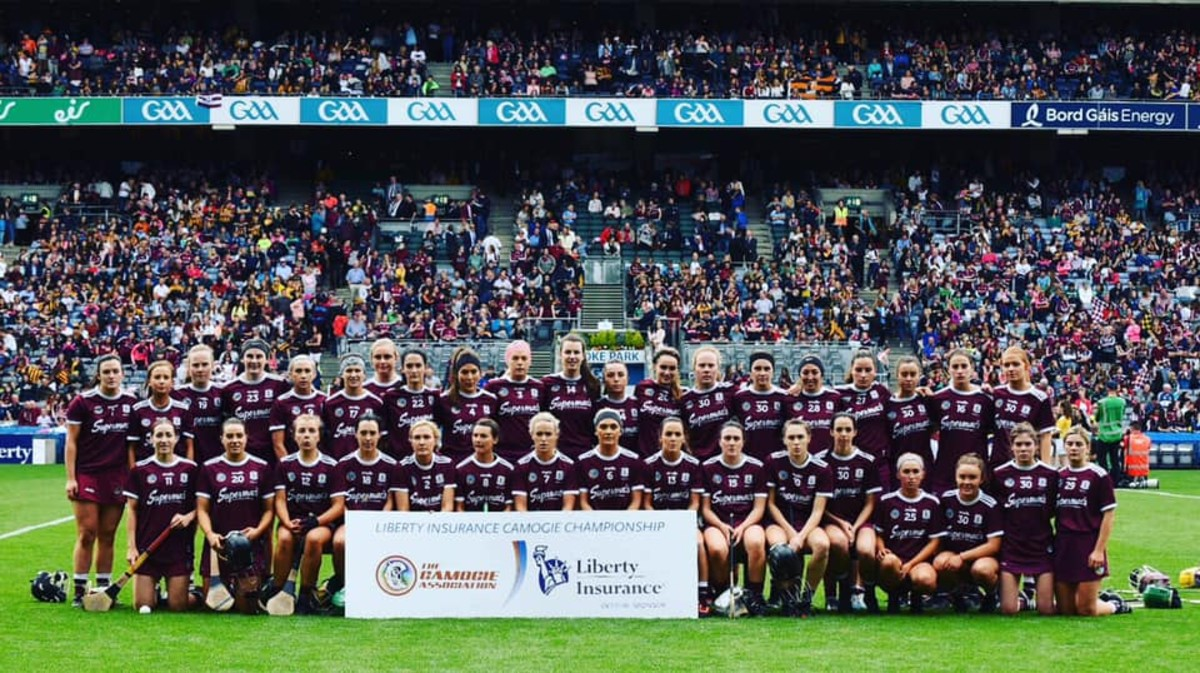 CAMOGIE: Galway Take Care Of Business To Advance To Last Six