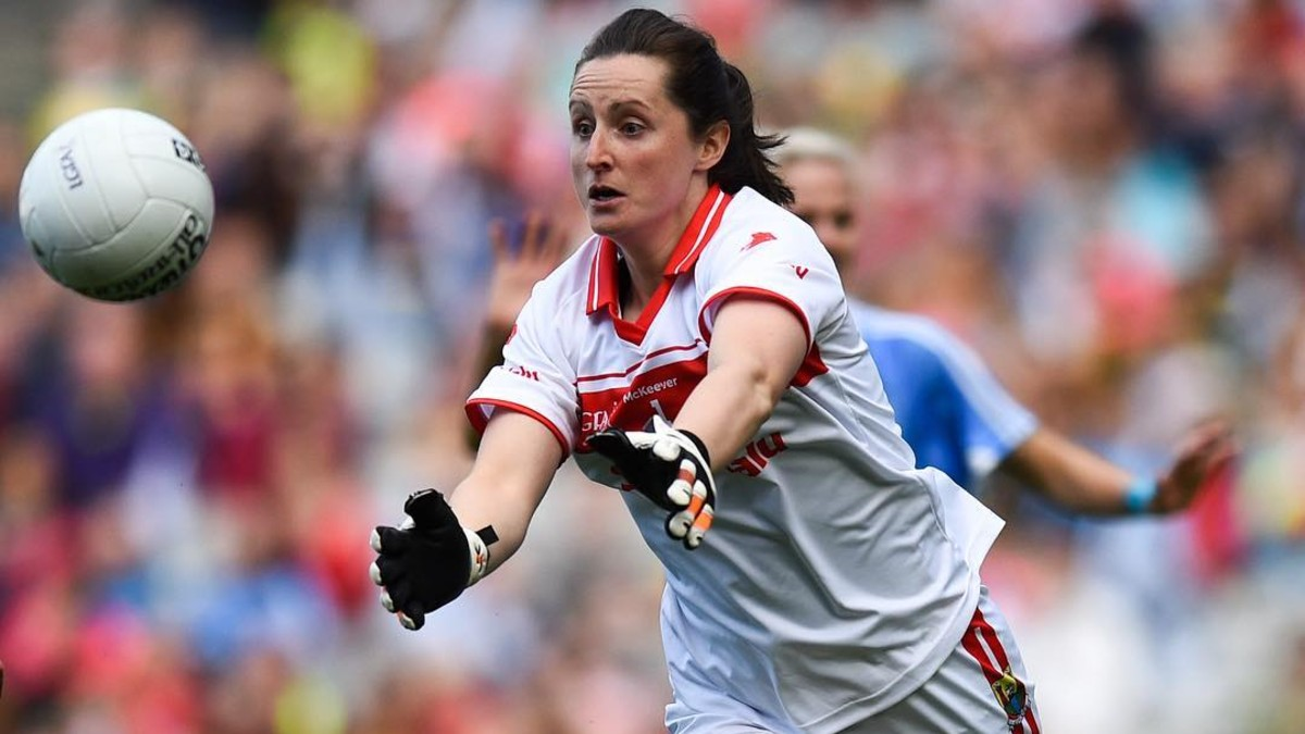 PODCAST: The Fair Green (Ladies Football – Martina O'Brien – Cork)