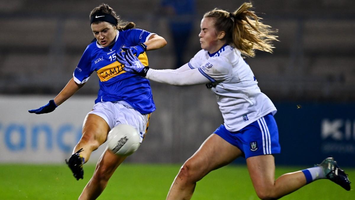LADIES FOOTBALL: Monaghan 0-17 Tipperary 2-10 – All-Ireland Senior Championship