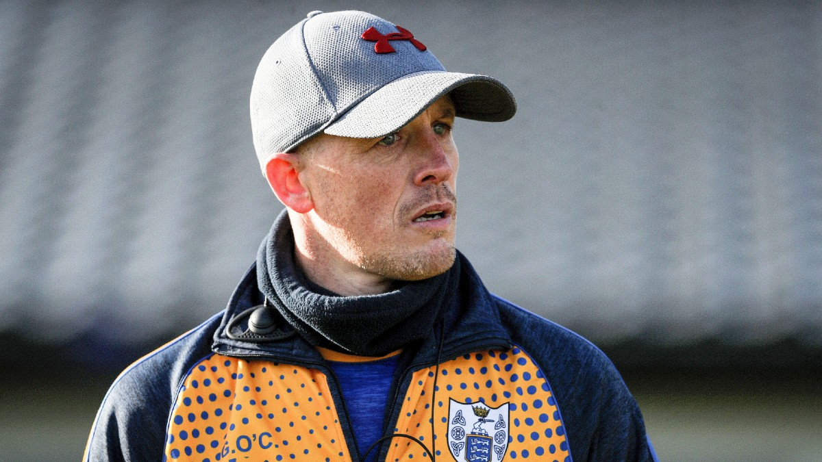 CAMOGIE: O'Connell praises Clare's experienced leaders