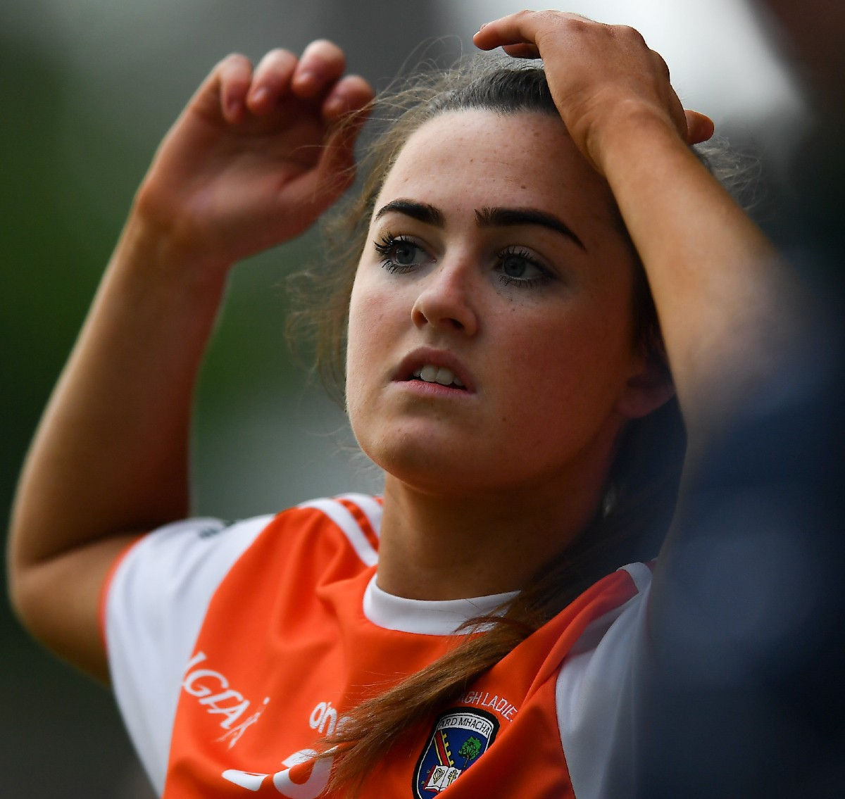 LADIES FOOTBALL: I Don't Think My Mum Could Watch Me Really. She Stayed In The Car And Just Watched From A Distance That First Day Back.' – Armagh's Aimee Mackin