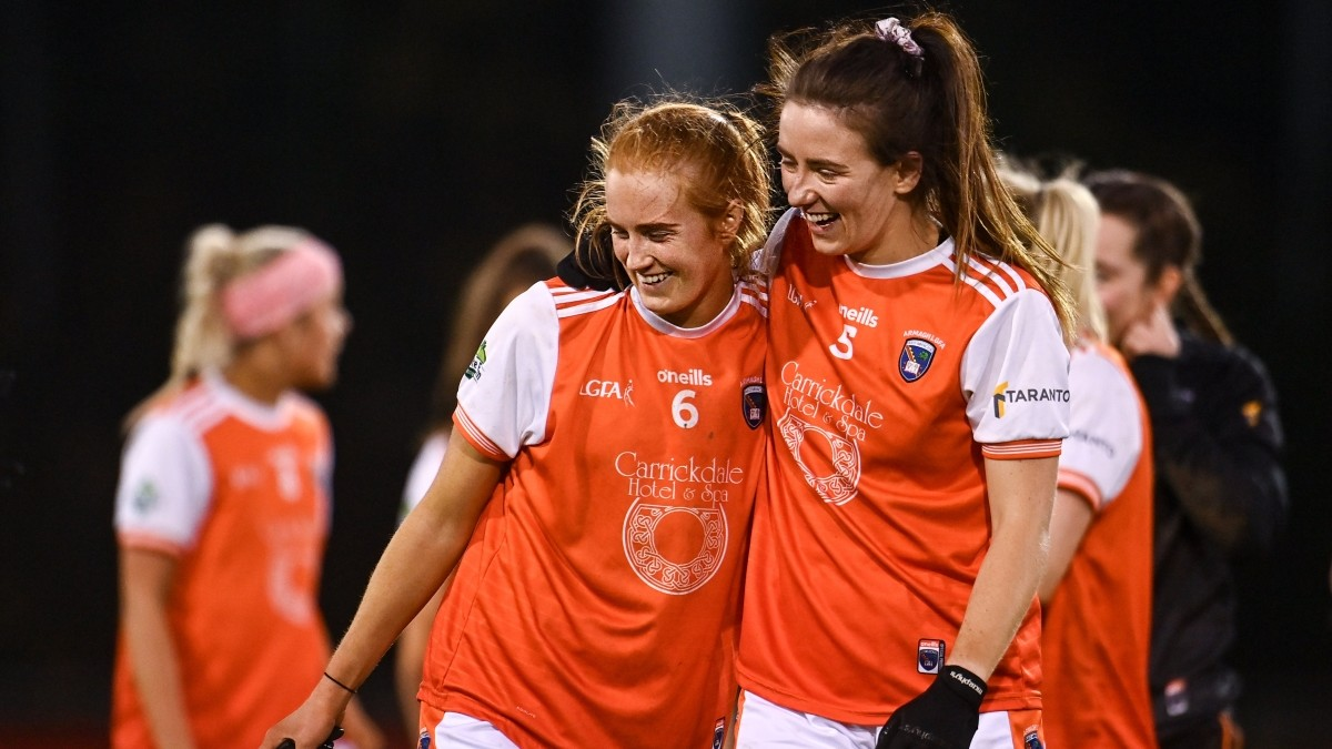 LADIES FOOTBALL: Armagh 4-12 Mayo 1-16 – All-Ireland Senior Championship