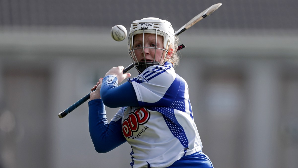 """CAMOGIE: """"Kind Of Saved My Life"""" – Waterford's Brianna O'Regan"""