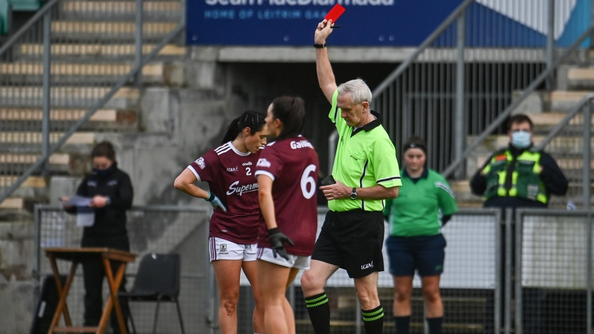 LADIES FOOTBALL: Galway 2-13 (19) Monaghan 3-9 (18) – All-Ireland Senior Championship