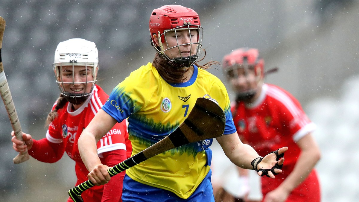 "CAMOGIE: ""I have such pride in playing for Clare"" – Alannah Ryan"