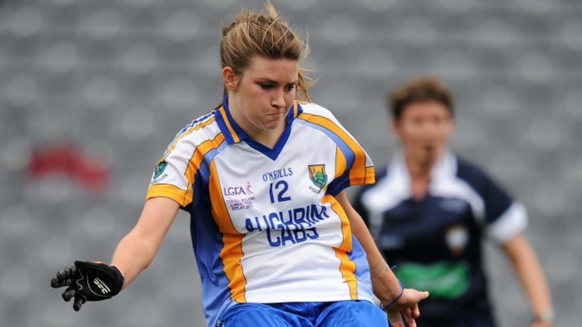 LADIES FOOTBALL: 'I'm just so lucky, I have all my teeth and both my eyes.' – Wicklow's Meadhbh Deeney