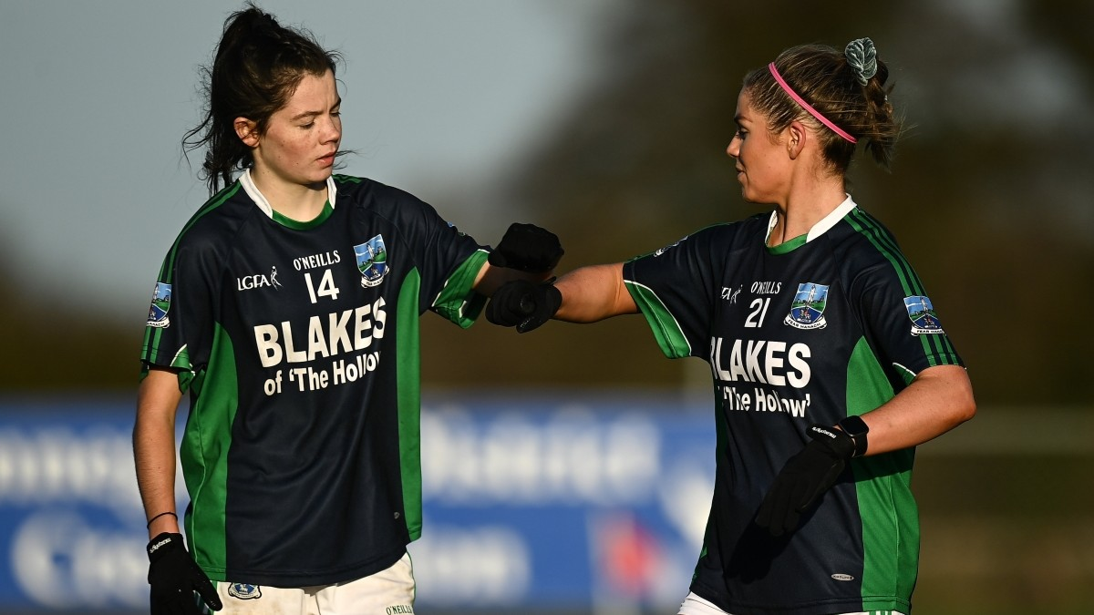 LADIES FOOTBALL: Fermanagh 4-10 Limerick 4-3 – All-Ireland Junior Semi-Final