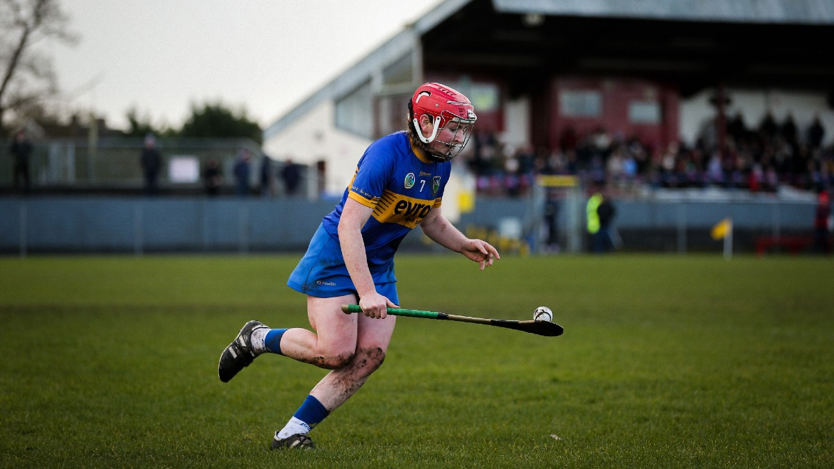 "CAMOGIE: ""We're looking forward to it"" – Tipperary joint-captain Aoife McGrath"