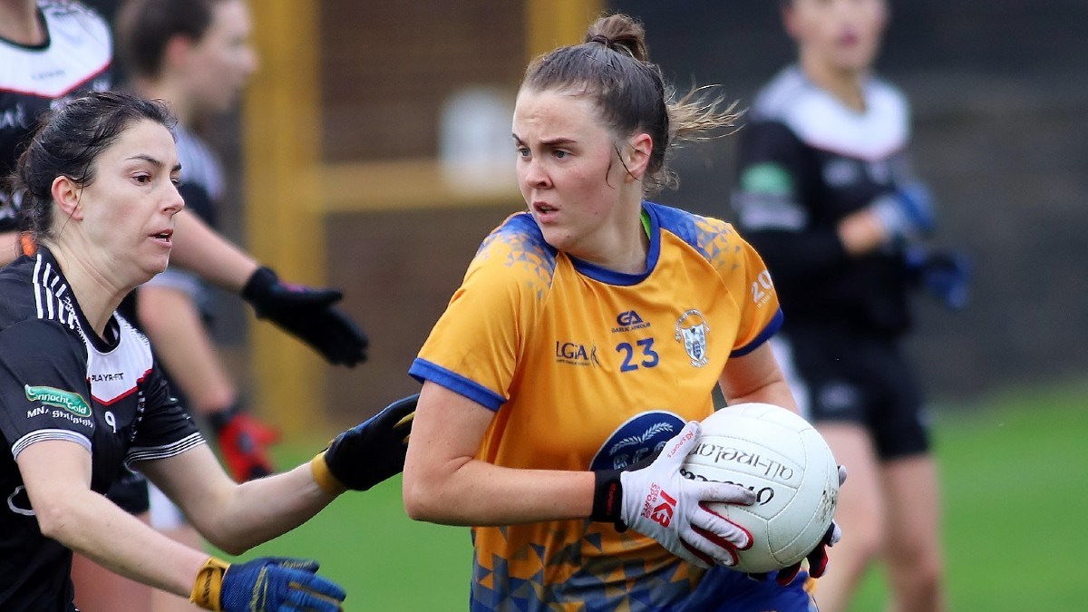 LADIES FOOTBALL: 'It was just the time that I didn't have the last few years. This year I said I'd make the time.' – Clare's Chloe Moloney