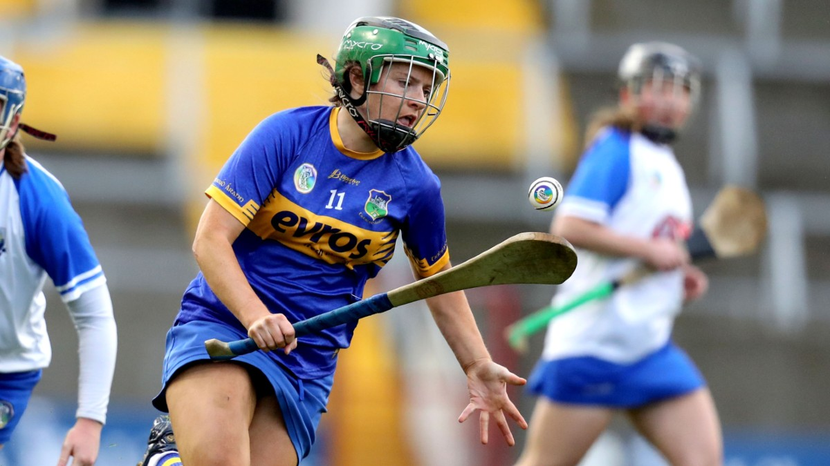 "CAMOGIE: ""It's about honesty"" – Tipperary's Róisín Howard"