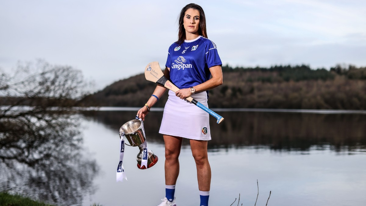"CAMOGIE: ""We mightn't have the volume of people but we have pure quality of people"" – Cavan's Erinn Galligan"