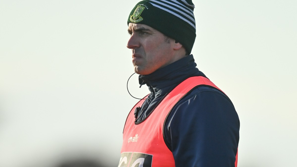 LADIES FOOTBALL: 'Once training is over my focus will switch toParnell Park, but the U6s will keep me occupied.' – Wicklow manager MarkMurnaghan
