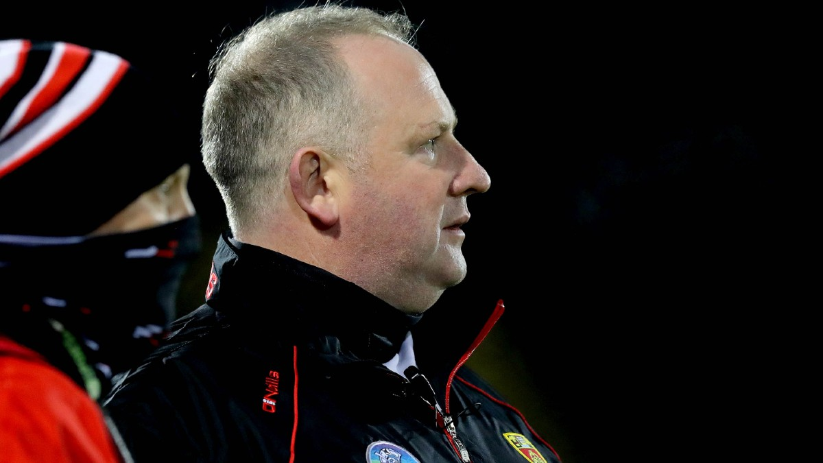 CAMOGIE: Derek's dominoes fall perfectly into place