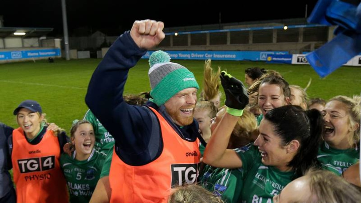 "LADIES FOOTBALL: ""They never lost sight of the goal that we had. They deserve this today and it's for them"" – Garrity"