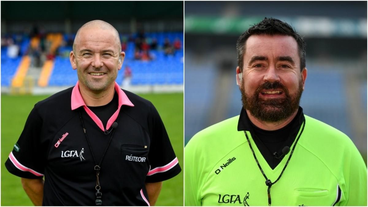 LADIES FOOTBALL: Referees announced for 2020 TG4 All-Ireland Intermediate & Senior Finals