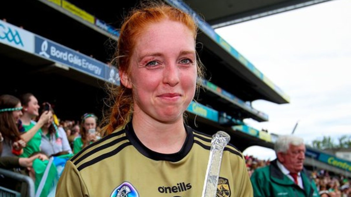 PODCAST: The Fair Green (Camogie – Patrice Diggin)