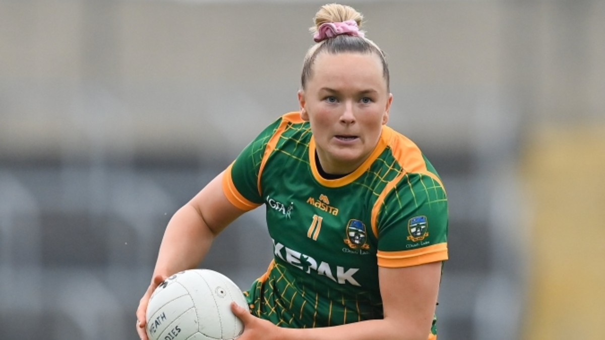 LADIES FOOTBALL: 'We're not going for the day out; we're not going there to enjoy it.' – Meath's Vikki Wall