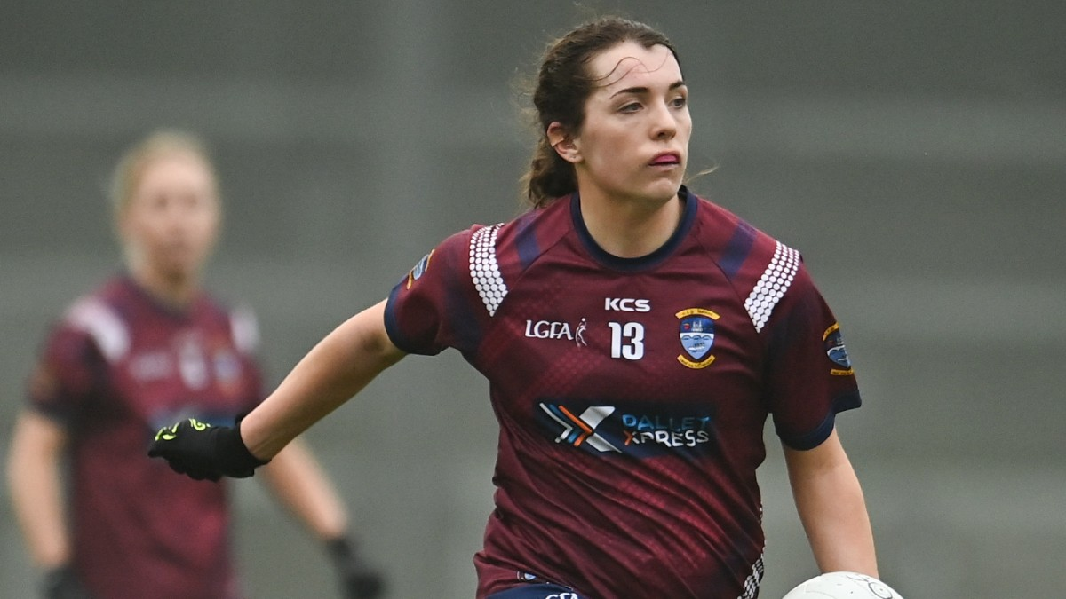 LADIES FOOTBALL: 'I'm trying not to think about it too much. It's just a football match at the end of the day.' – Westmeath's Vicky Carr