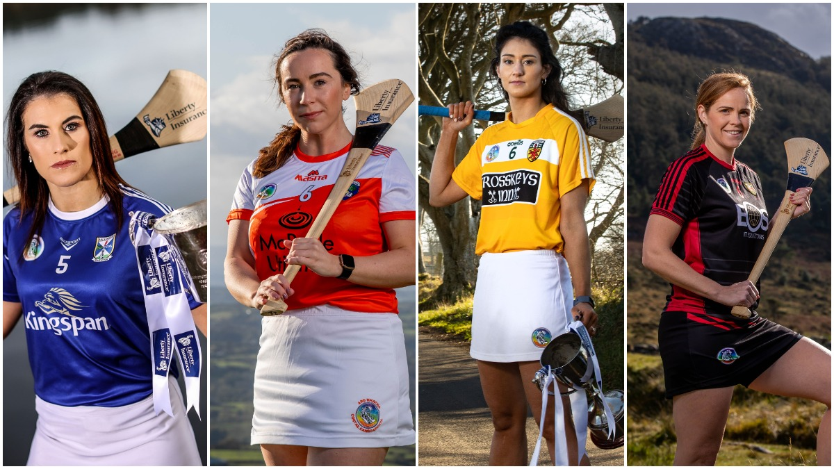 CAMOGIE: All-Ulster Affairs in Liberty Insurance All-Ireland Intermediate & Premier Junior Camogie Championship Finals this Saturday