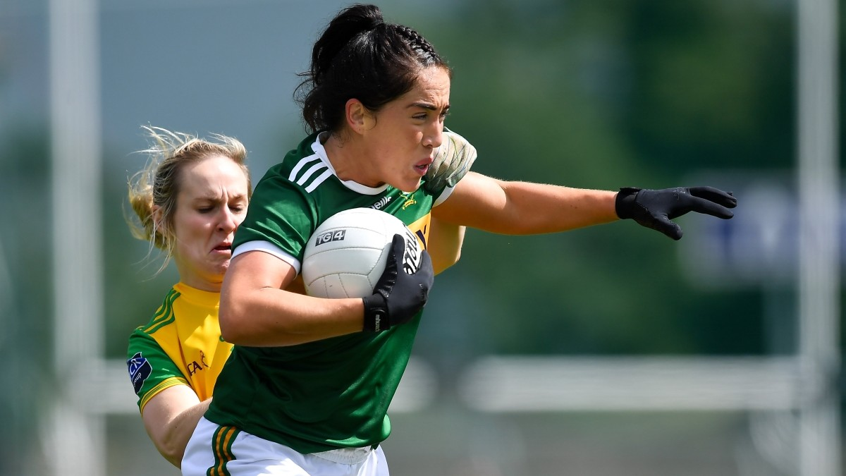 FOOTBALL: 'We can always go in and play with the shackles off,enjoy our football and express ourselves.' – Kerry captain Aislinn Desmond