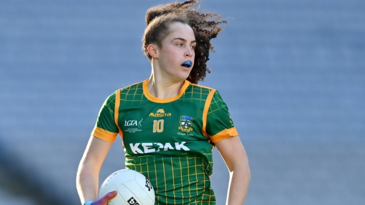 FOOTBALL: 'When you're in school there is at least a change of scenery but it all looks the same now.' – Meath forward Emma Duggan