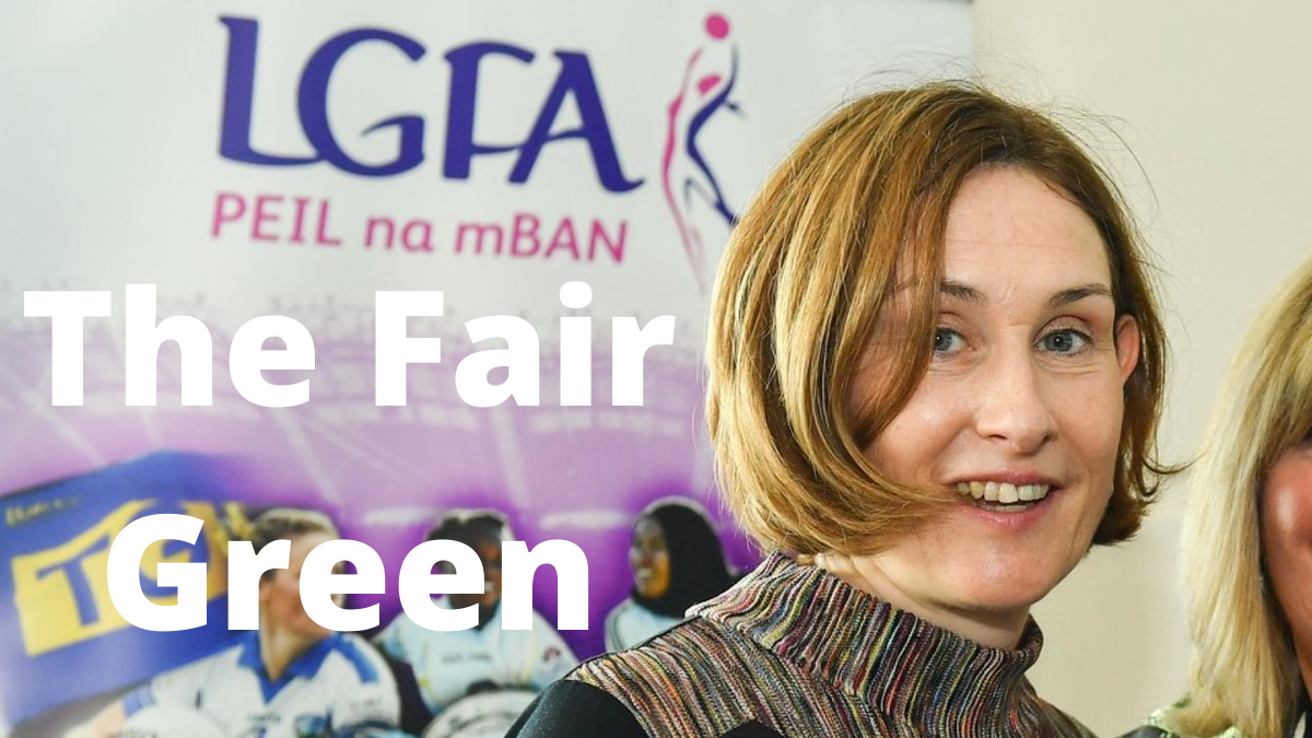 PODCAST: The Fair Green (Sue Ramsbottom – Laois)