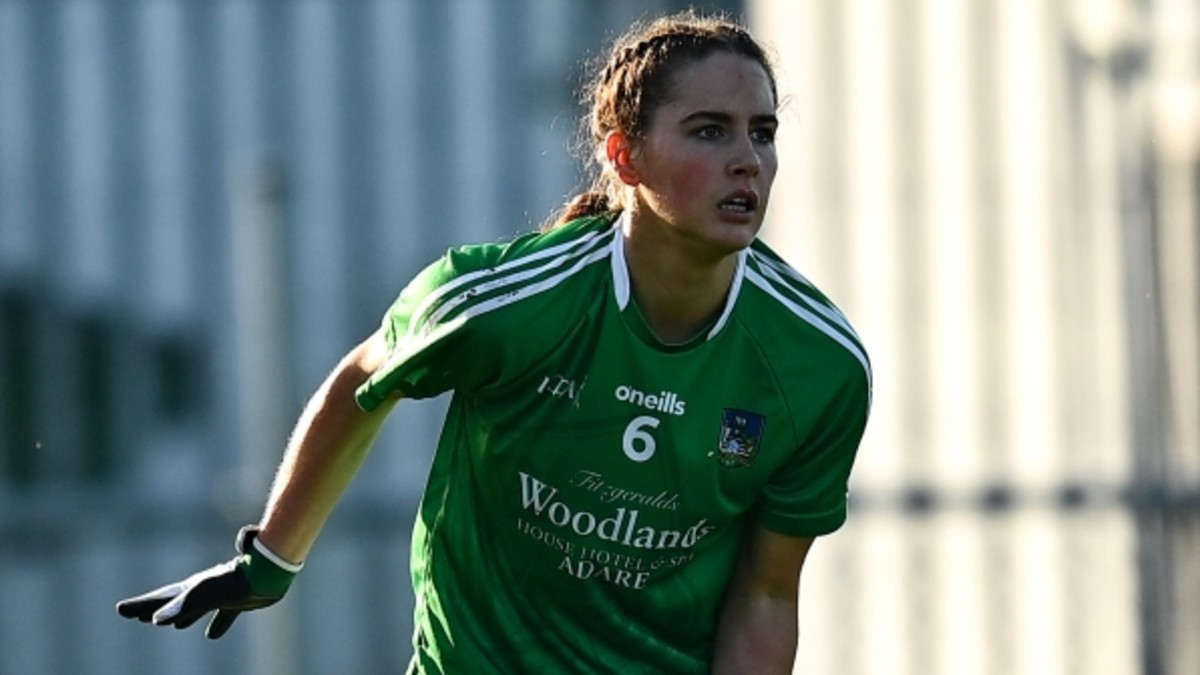 FOOTBALL: 'Regrets in 15 or 20 years' time would be terrible.' – Limerick captain Niamh McCarthy