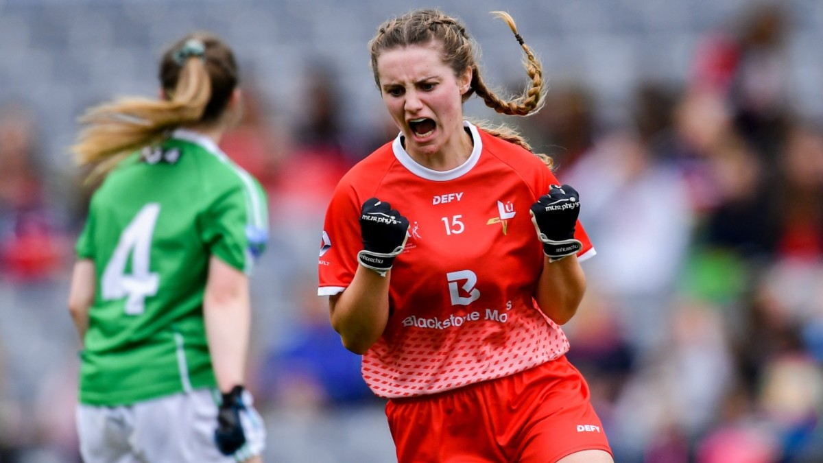 FOOTBALL: 'I'd love a game of football right now. I'd love to be able to celebrate a win in the pub with a couple of songs.' – Louth forward Niamh Rice