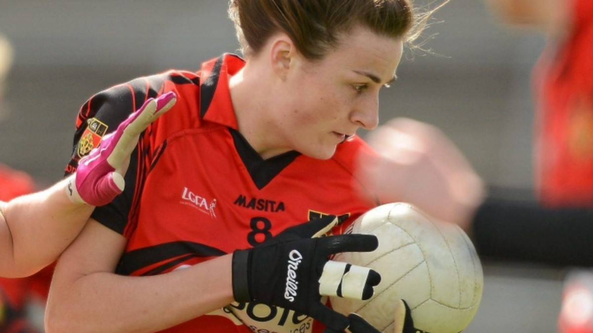 FOOTBALL: 'I wasn't sure if I'd ever get to play with the club again, you don't know when your last game will be.' – Down's Clara Fitzpatrick