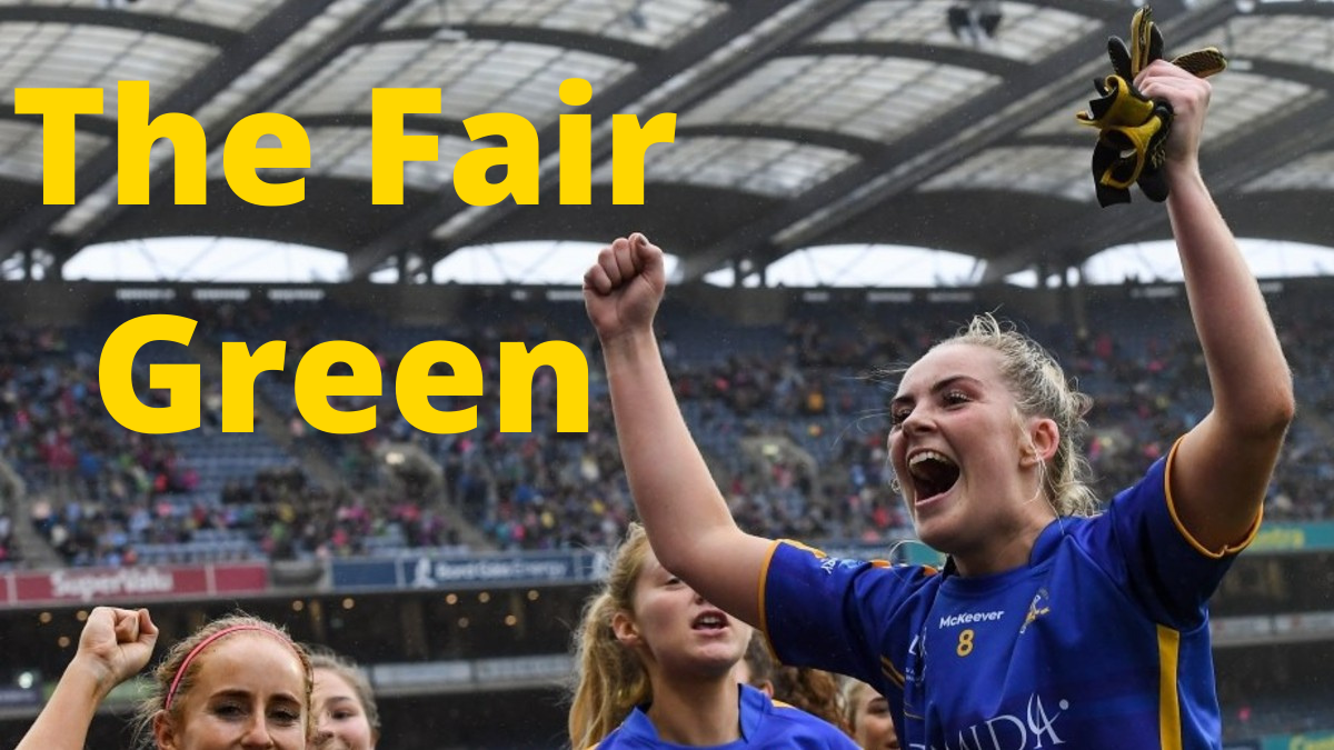 PODCAST: The Fair Green (Aisling McCarthy – Tipperary)