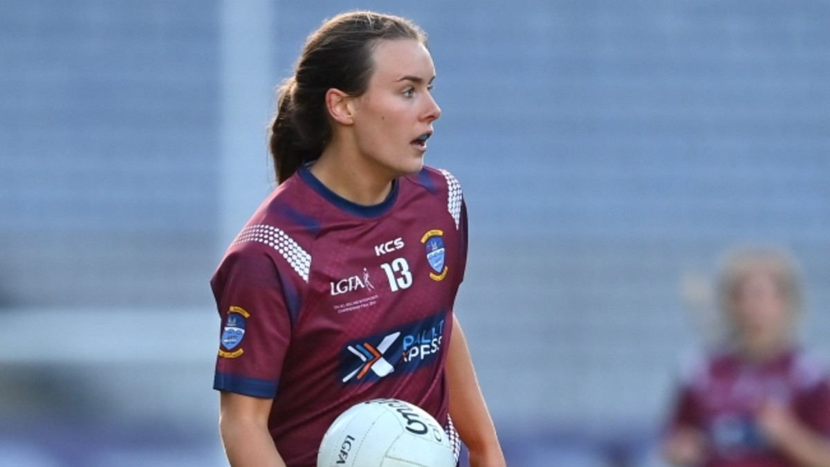 FOOTBALL: 'Seán Purcell from Galway, that's their dad; he is our grandad.' – Westmeath forward Lucy McCartan