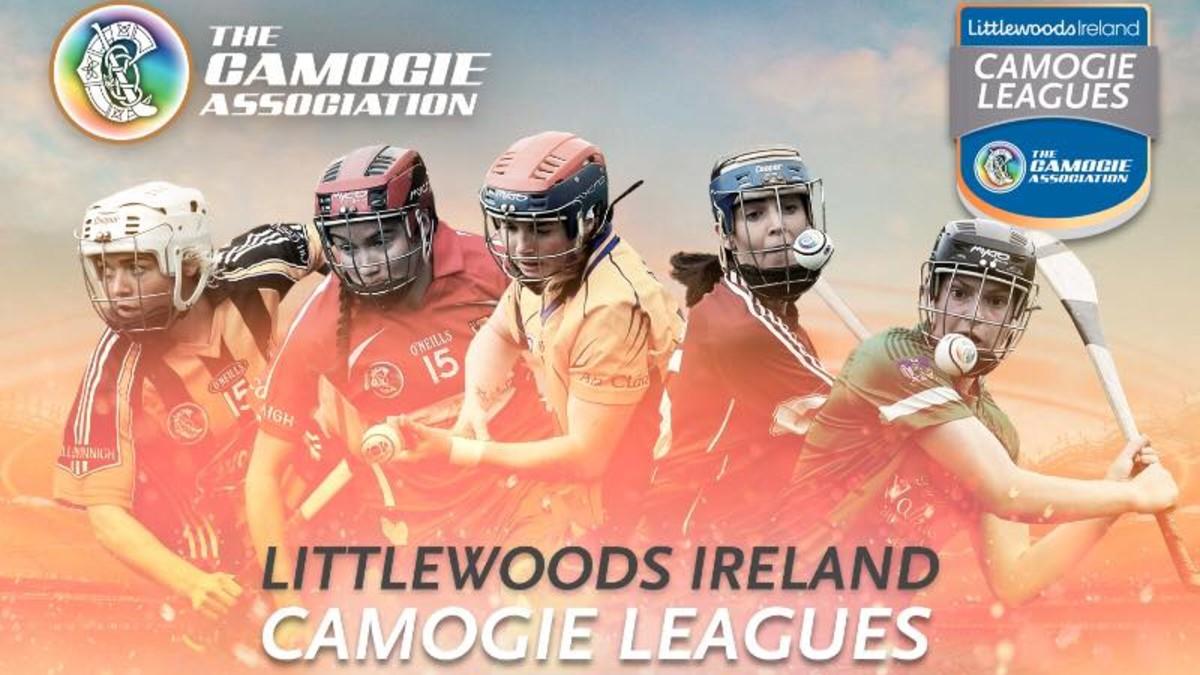 CAMOGIE: 2021 Littlewoods Ireland League Fixtures