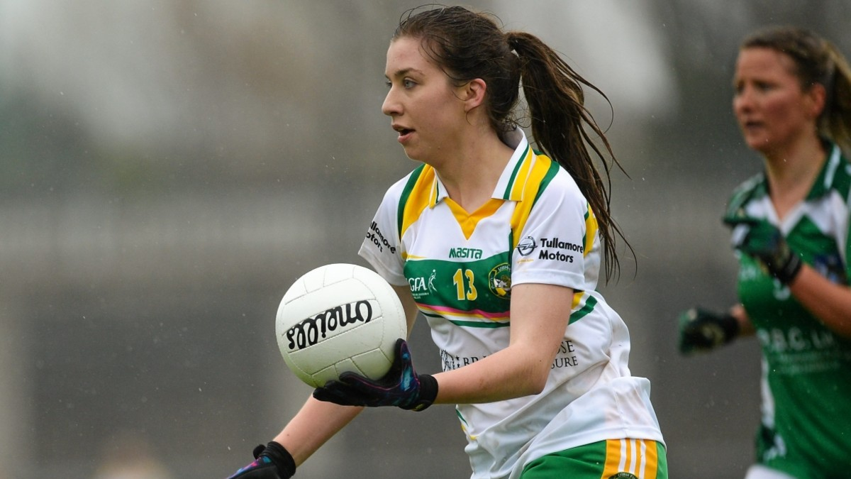 FOOTBALL: 'The first football game I came back, I kicked five wides. I didn't mind kicking them though because I was able to play.' – Offaly's Mairéad Daly