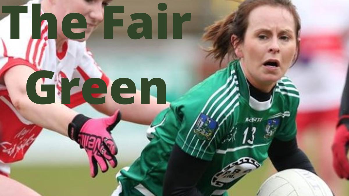 PODCAST: The Fair Green (Dymphna O'Brien – Limerick)