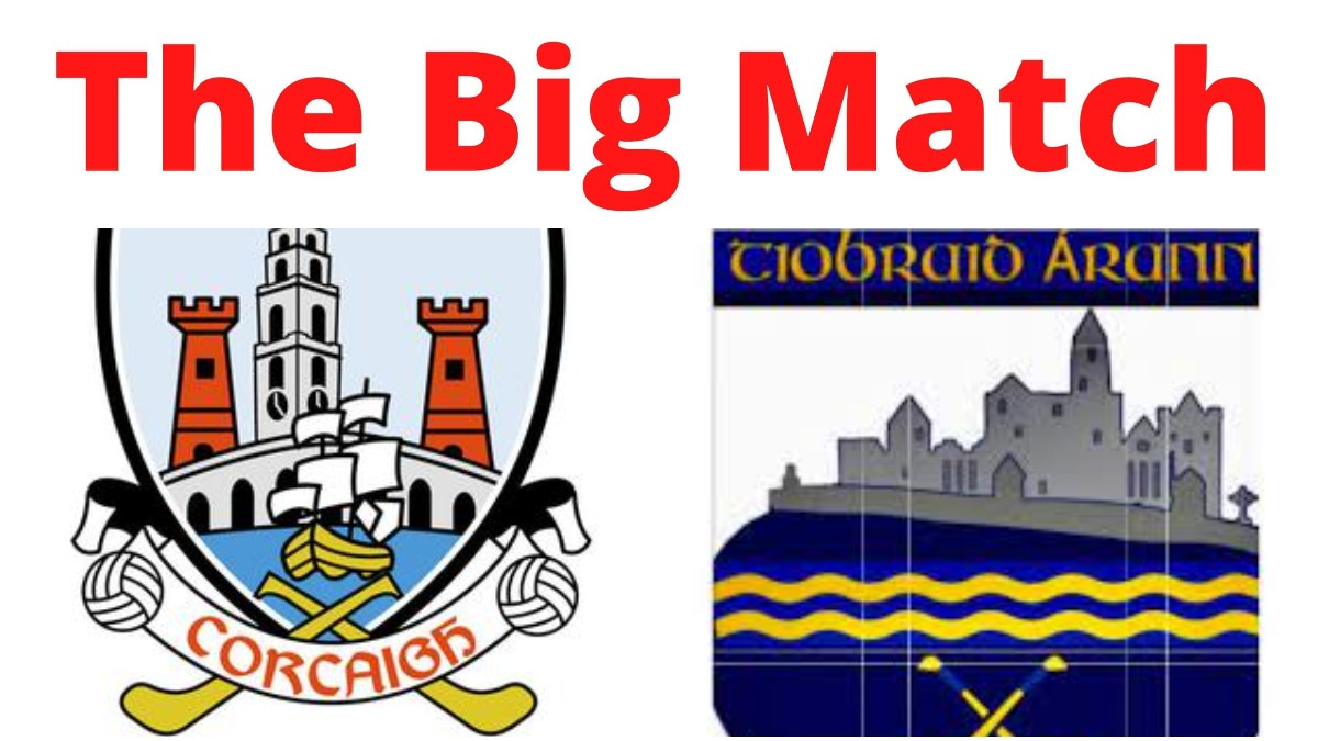 PODCAST: The Big Match – Cork vs Tipperary (Camogie)