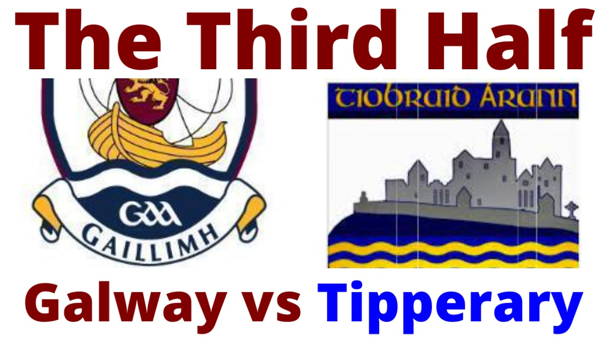 PODCAST: The Third Half (Camogie) – Galway 2-14 Tipperary 2-7